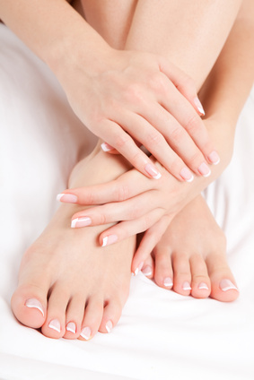 ongle chic gel pieds permanent