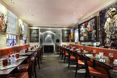 Restaurant - Le Petit Pergolèse © Davide Leggio